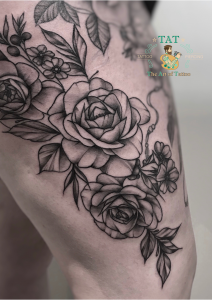 Tattoo simplistisch
