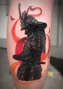 Tattoo samurai